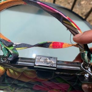 Barely used Vera Bradley Crossbody.